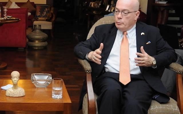 Trump will deport illegal Ghanaian immigrants - U.S. Ambassador to Ghana