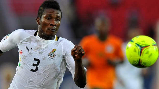 It will be difficult for us to qualify for Russia 2018 - Gyan