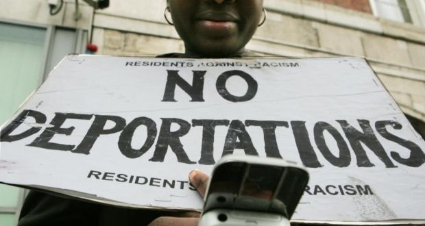 Deportees refuse to disembark from plane at Kotoka