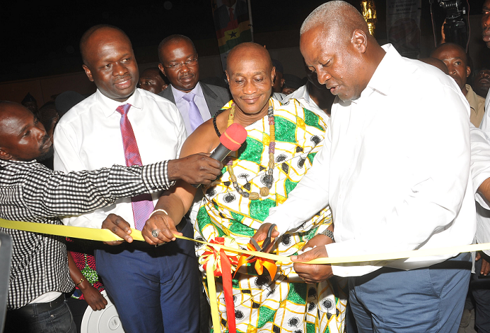 Ghana will leverage ICT for sustainable jobs,enhanced livelihoods - President declares
