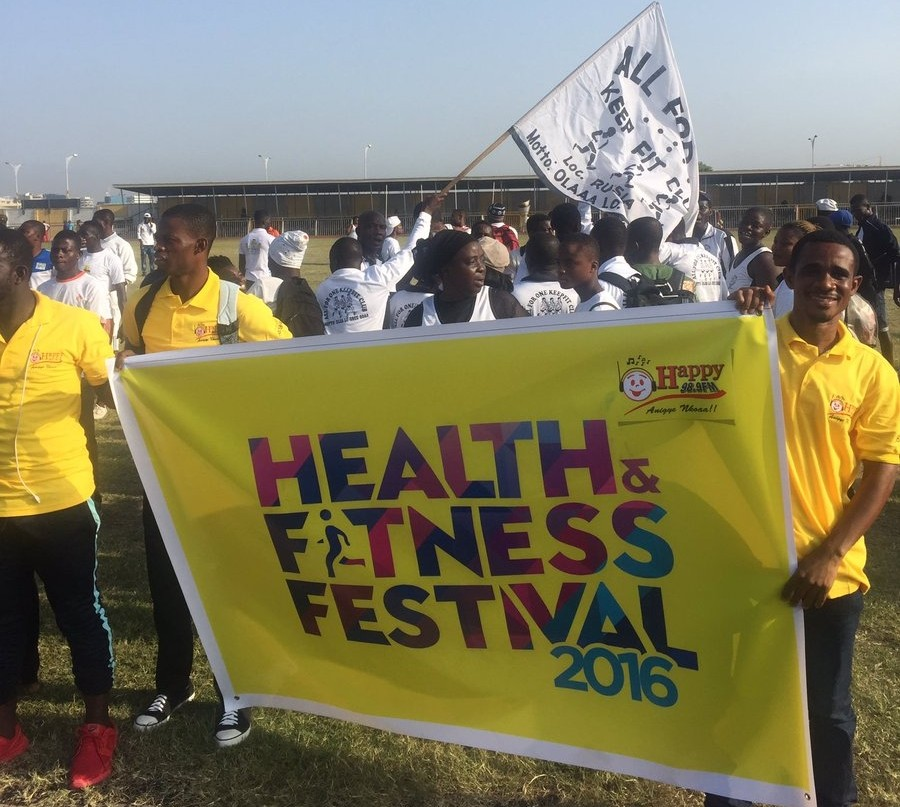 Live update: Happy FM Health & Fitness Festival #happyfitfestival