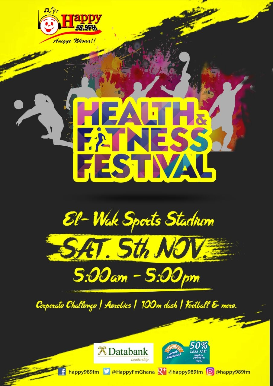 Corporate Football Clubs To Square Off At Happy Fm Health & Fitness Festival