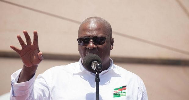 Ghana will be stronger after polls – Mahama