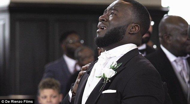 Groom weds himself after bride dies on wedding day