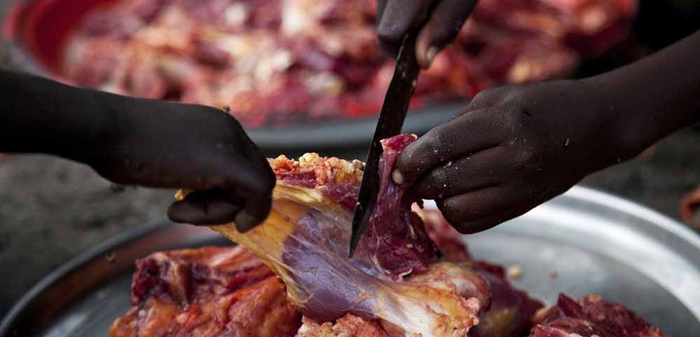 Suya seller confesses to stealing meat with charms