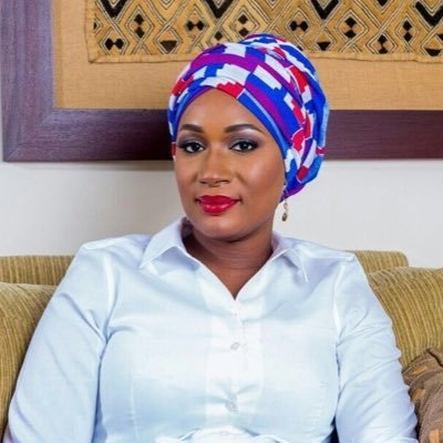 Collect Hanna Tetteh's freebies but vote against her - Samira Bawumia