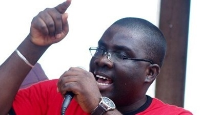 Odike's 'bribe' to endorse Akufo-Addo is absolute rubbish – Sammy Awuku