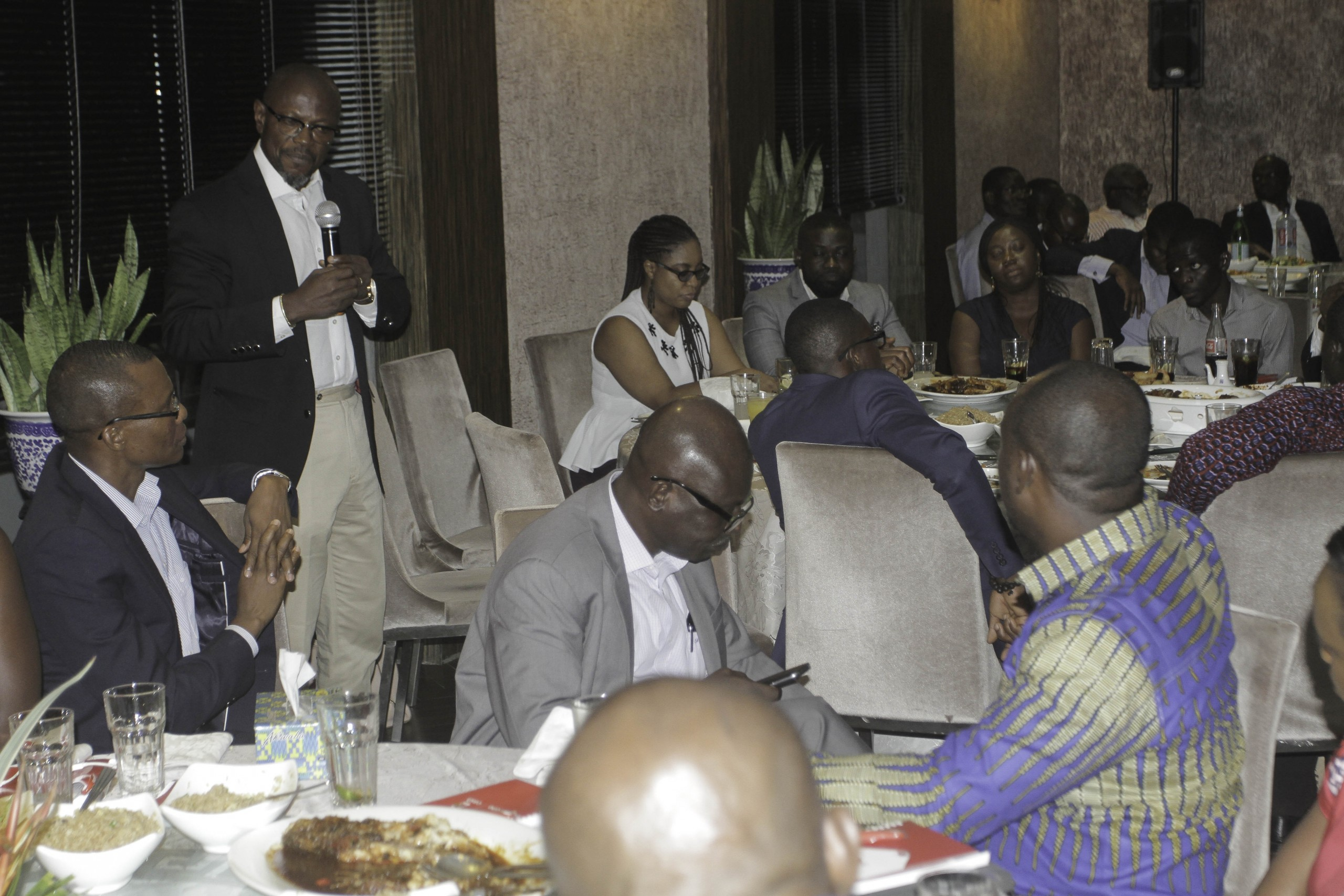 Vodafone CEO expresses concern over ICH implementation in Ghana