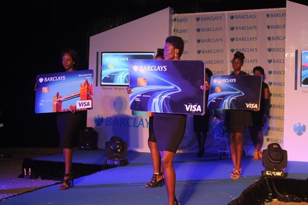 Barclays Bank Ghana launches Barclays Credit Card