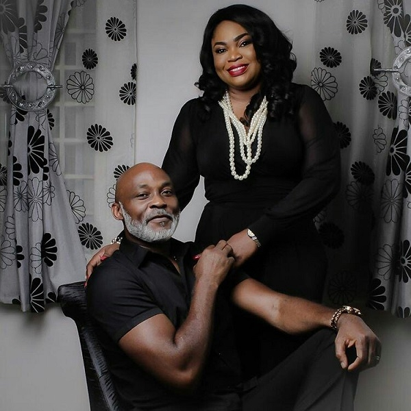 Richard Mofe-Damijo celebrates wife on their 16th wedding anniversary