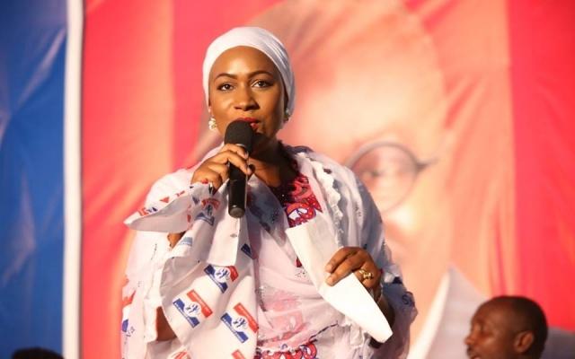 We'll remember Mahama's corruption, incompetence - Samira Bawumia