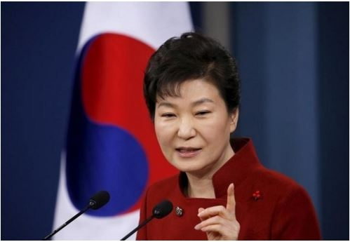 South Korea's President Park faces historic impeachment vote