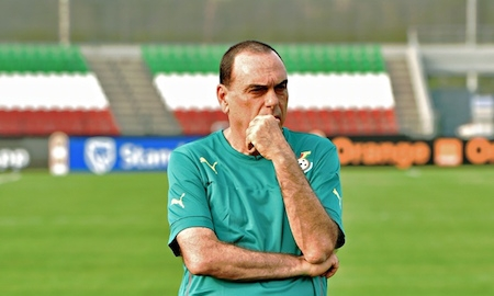 AFCON 2017: Grant seeks good fortune to end trophy drought