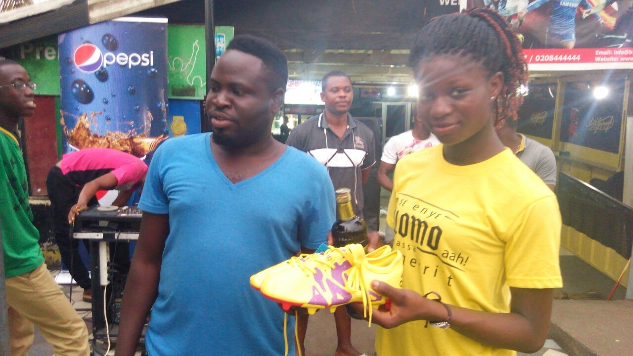 #AlomoBittersOnEPL engages more soccer fans in Ghana
