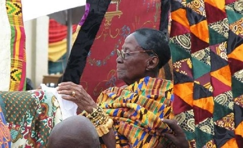 Kumasi goes silent as Asantehemaa goes 'home' today