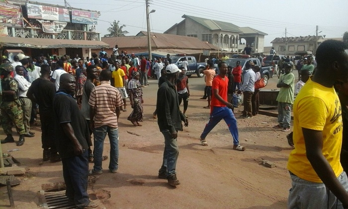 Ejura: 4 shot in NPP, NDC clash over school feeding program