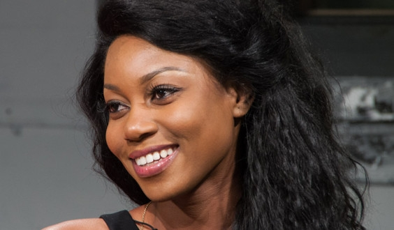 A letter to my Dad - Yvonne Nelson