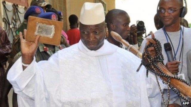 The Gambia: Jammeh's spy master Yankuba Badjie arrested