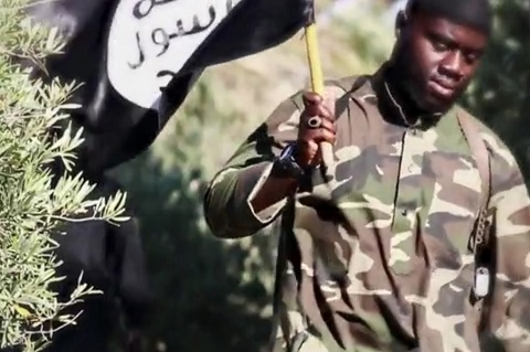 Ghanaian who denounced Islamic State faces murder, war crime charges
