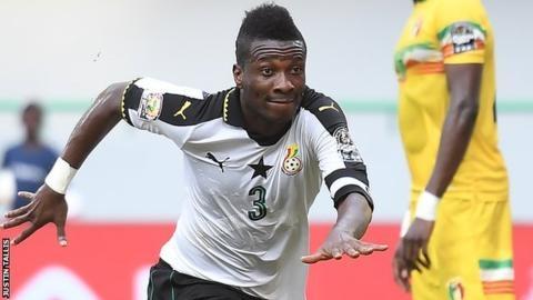 AFCON 2017: Full match report - Ghana 1-0 Mali