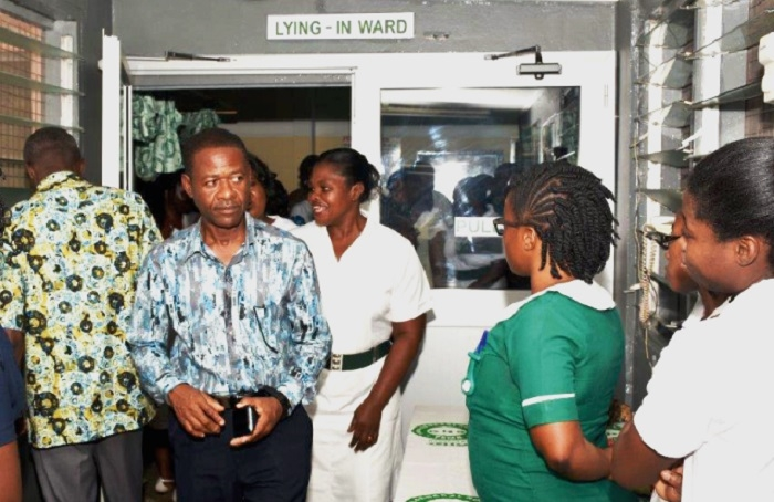 Police quiz Tema Hospital over missing patient