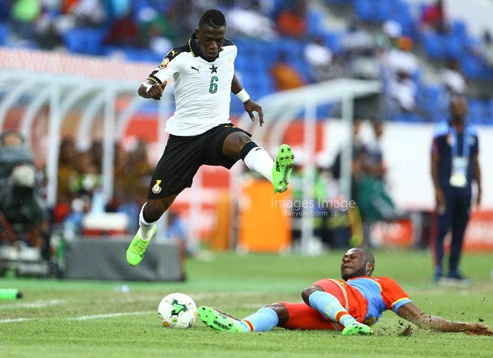Torino star Afriyie Acquah upbeat Ghana can swiftly improve fortunes in 2018 World Cup qualifiers