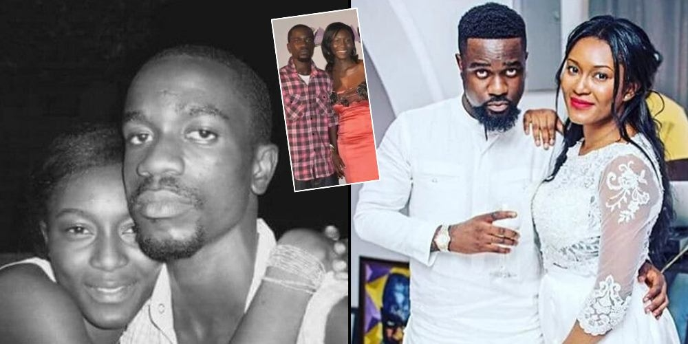 The Life Story of Sarkodie and Tracy in Photos