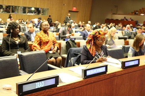 Ghana asks UN to help give dignity to persons with disabilities