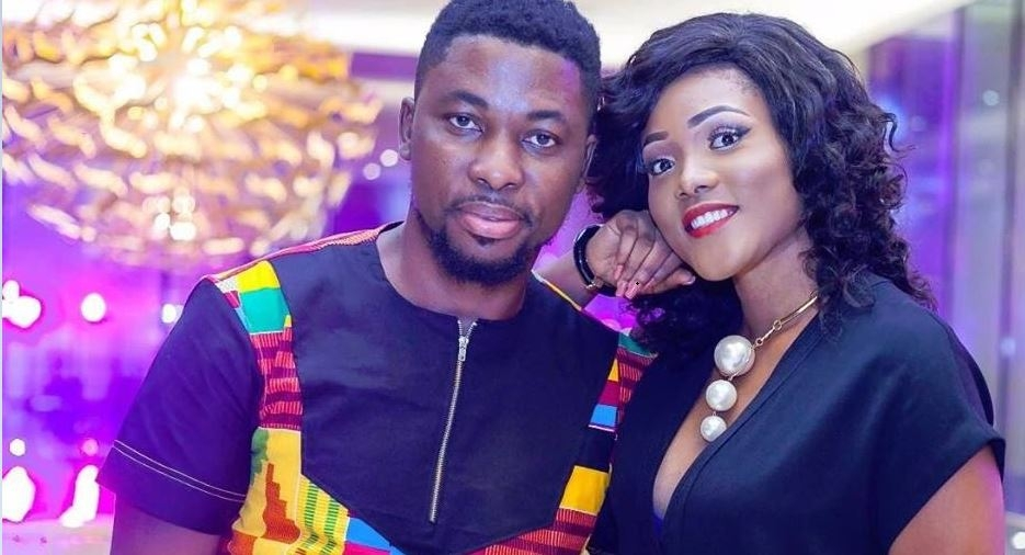 Akosua Vee's friends organize party ahead of her marriage to A Plus