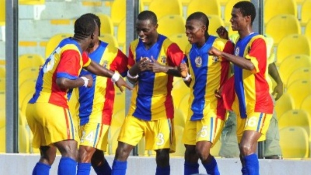 Watch how Hearts of Oak ended the winless run