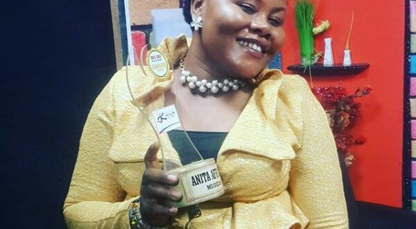 Gospel Musician, Anita Afriyie, Reveals How Charterhouse Requested GH¢10,000 Bribe During The 2015 VGMA