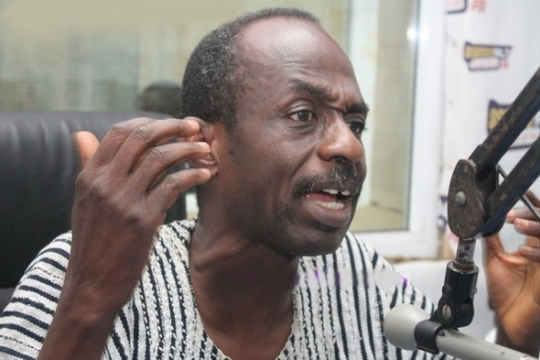 Chief of Staff endorsing illegal seizures by Invincible Forces - Asiedu Nketia