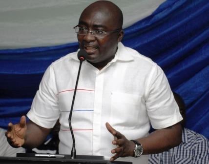 Addai Nimo, Bawumia in fierce fight