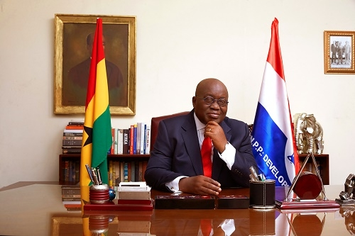 Akufo-Addo blows GHC20m on Ghana@60