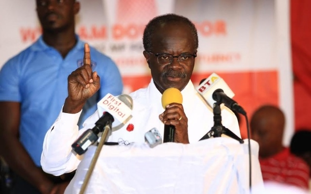 Nduom to politicians: To serve or be served?
