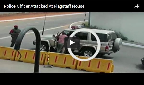 Revealed: Attack on Policeman at Flagstaff House was revenge
