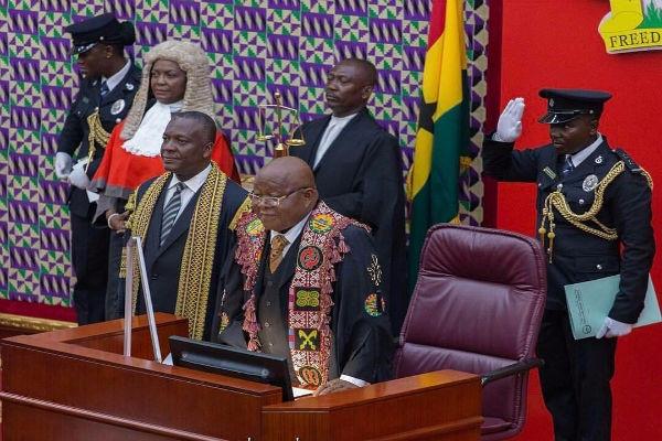 Parliament becoming an extension of NPP headquarters - Samson Ahi