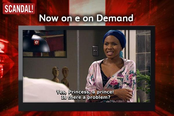 """Scandal: #DintlesBabyDaddy is a """"prince"""""""