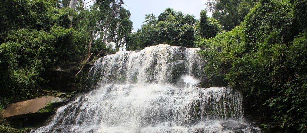 Kintampo Waterfalls closed down
