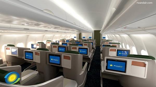 RwandAir starts flights to Lagos (Nigeria) from Accra