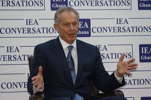 Age is not important in governance, experience is – Tony Blair