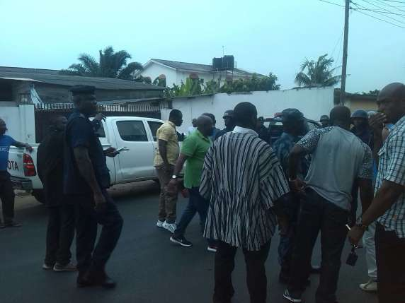 We don't owe President Akufo-Addo any apology - Delta Force