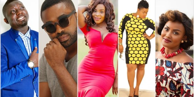 Meet Five Kumawood Actors/Actresses Who Can Speak English Fluently