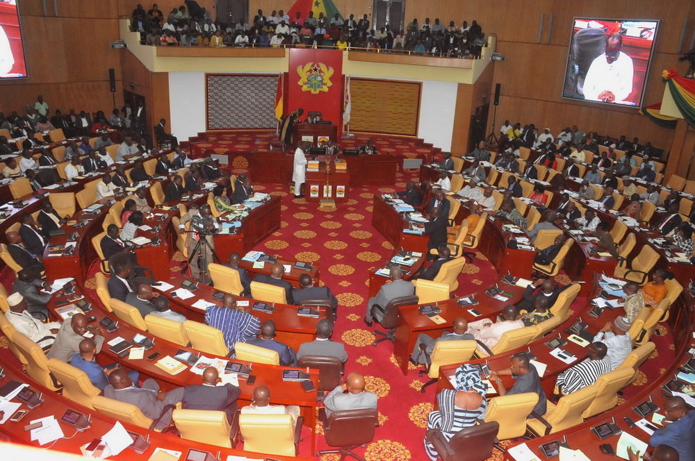 Parliament approves budgets for five ministries, agencies