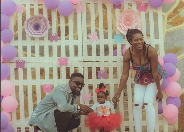 Bishop Obinim appeals to Sarkodie to marry Tracy in 2018