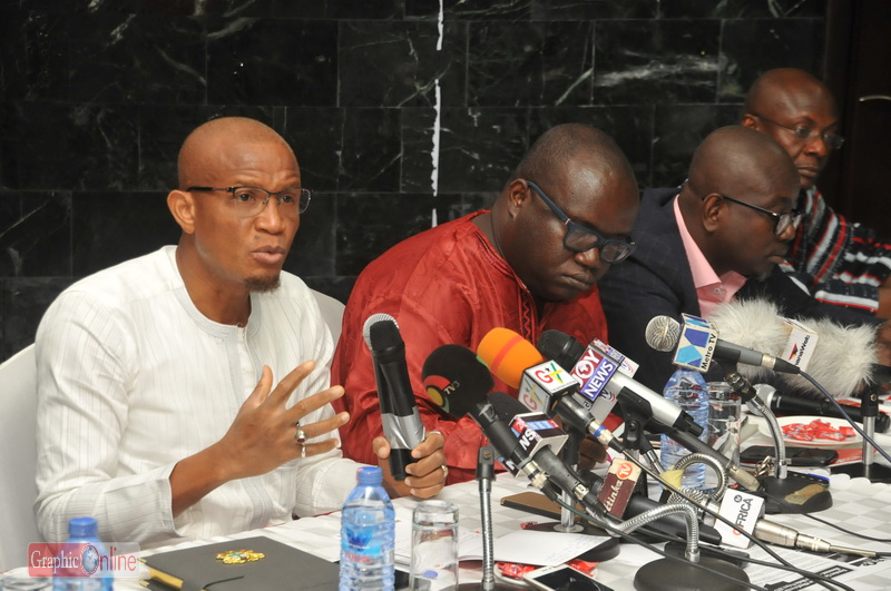 Government has no excuse not to stop galamsey - Information Minister