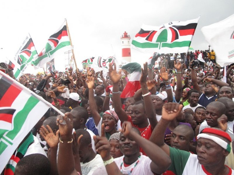 NDC youth boycott move to prevent Mahama from meeting Akufo-Addo