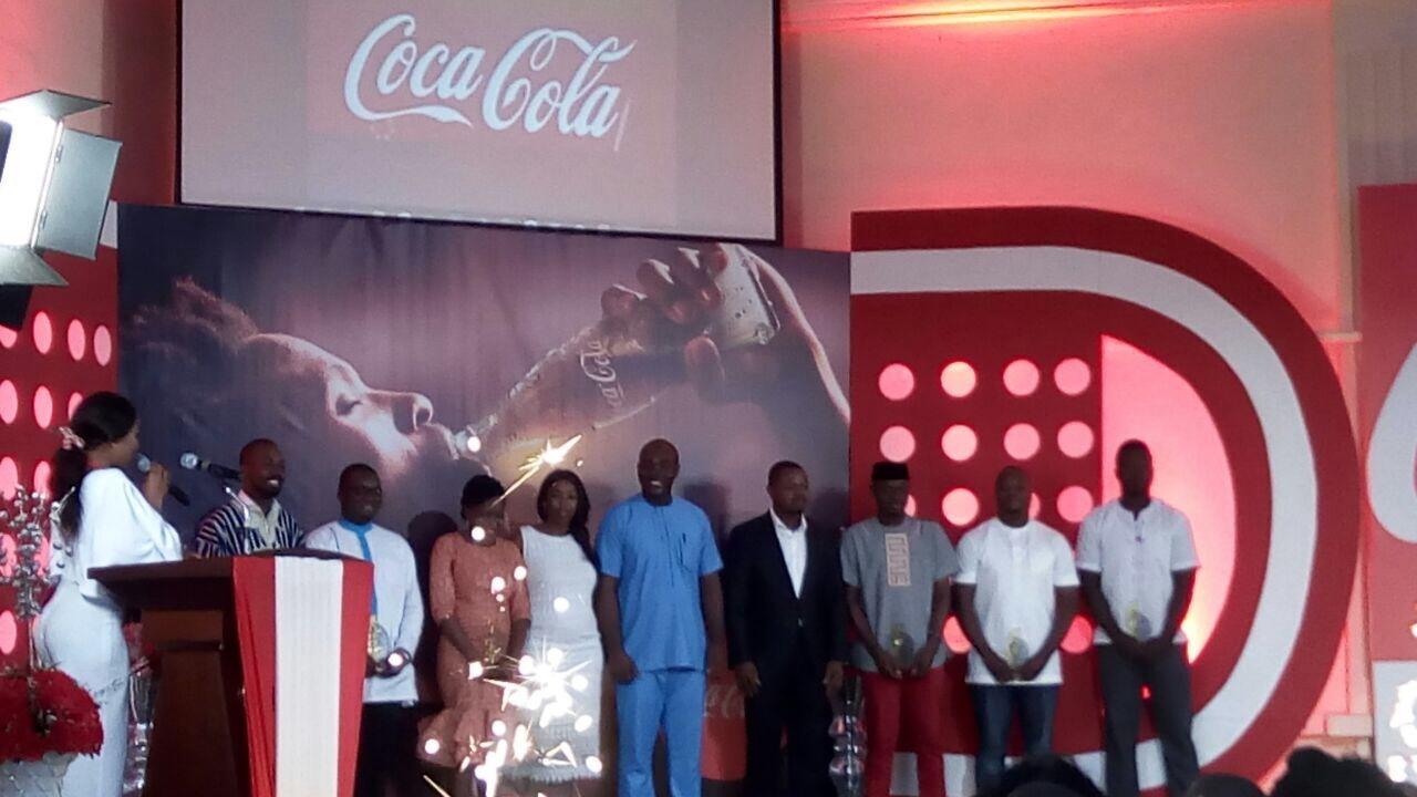 Coca-Cola makes a toast to Ghana's future