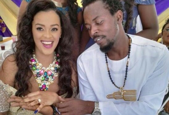 Is Kwaw Kesse and his family Living and a Friends house?