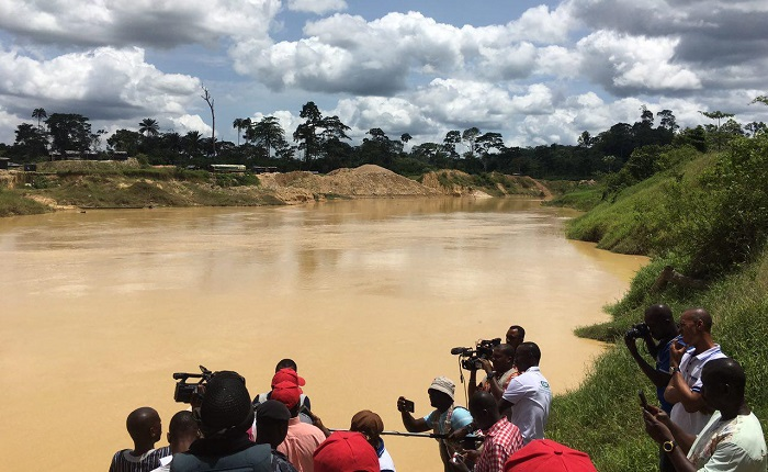 Government embarks on reclamation of degraded lands destroyed by illegal mining